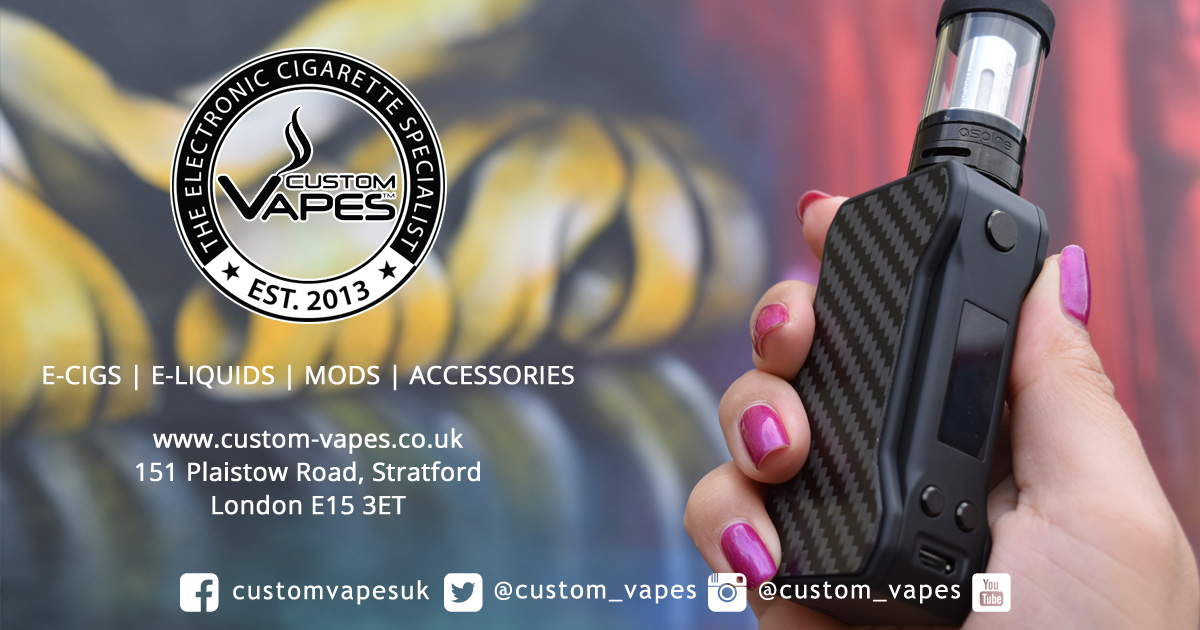 Custom Vapes UK