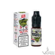 Neon Green Slushie 10ml TPD Compliant By Far E-liquid