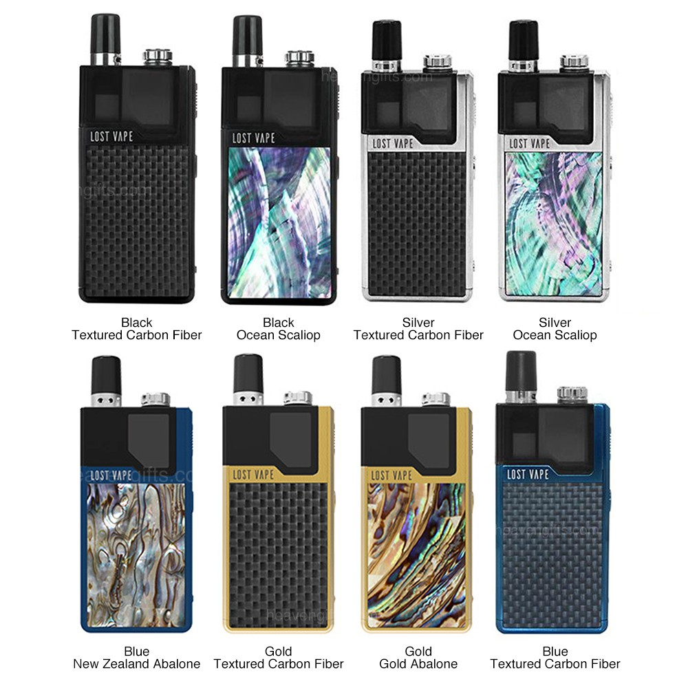 Lost Vape Orion DNA GO 40W AIO Pod System   Free Shipping