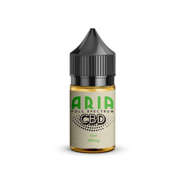 Aria Full Spectrum CBD - Kiwi 500mg